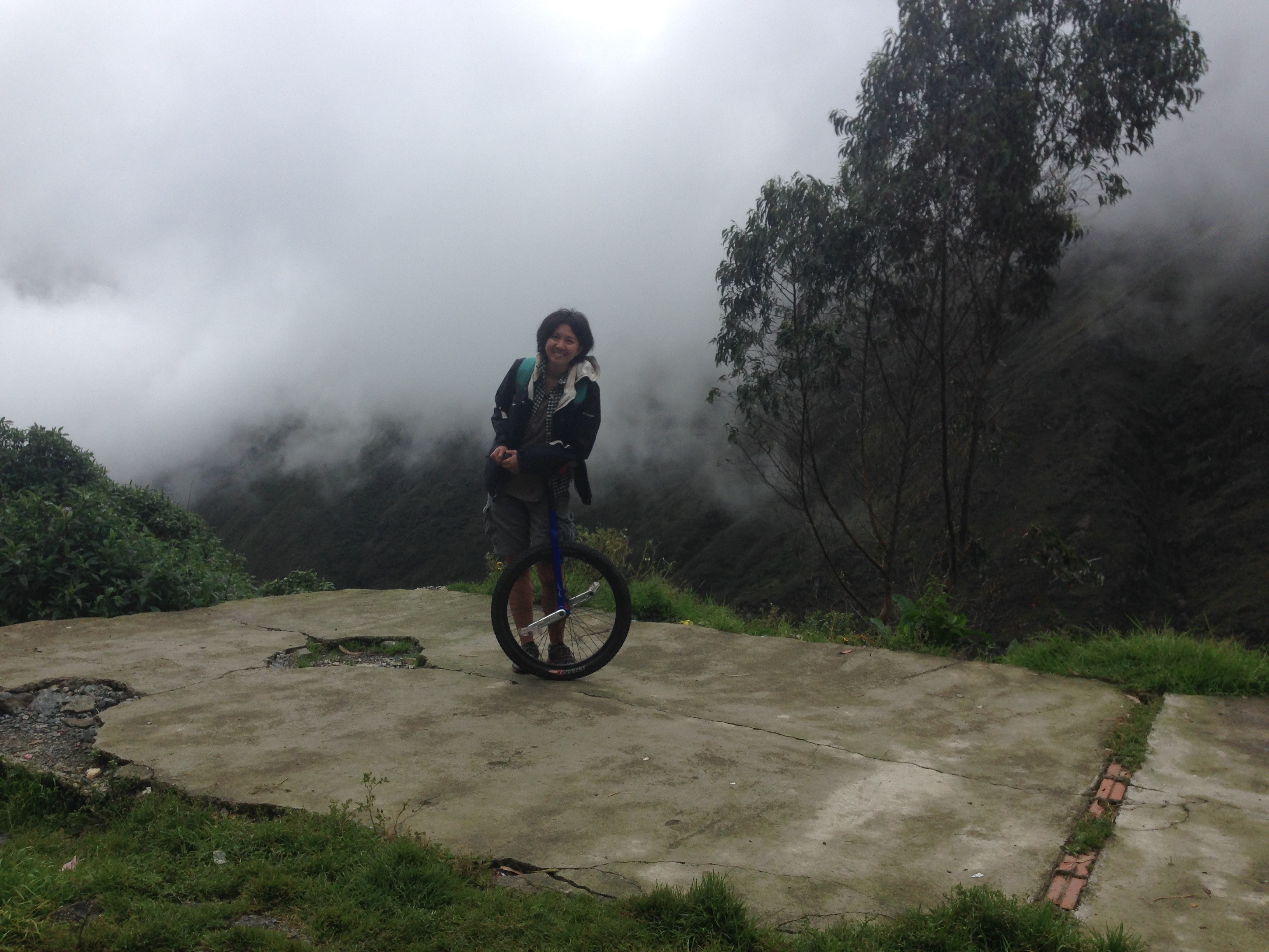 Bolivia Death Road Yungas
